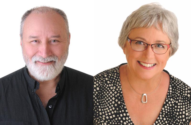 Sharon Richardson and David Quaile